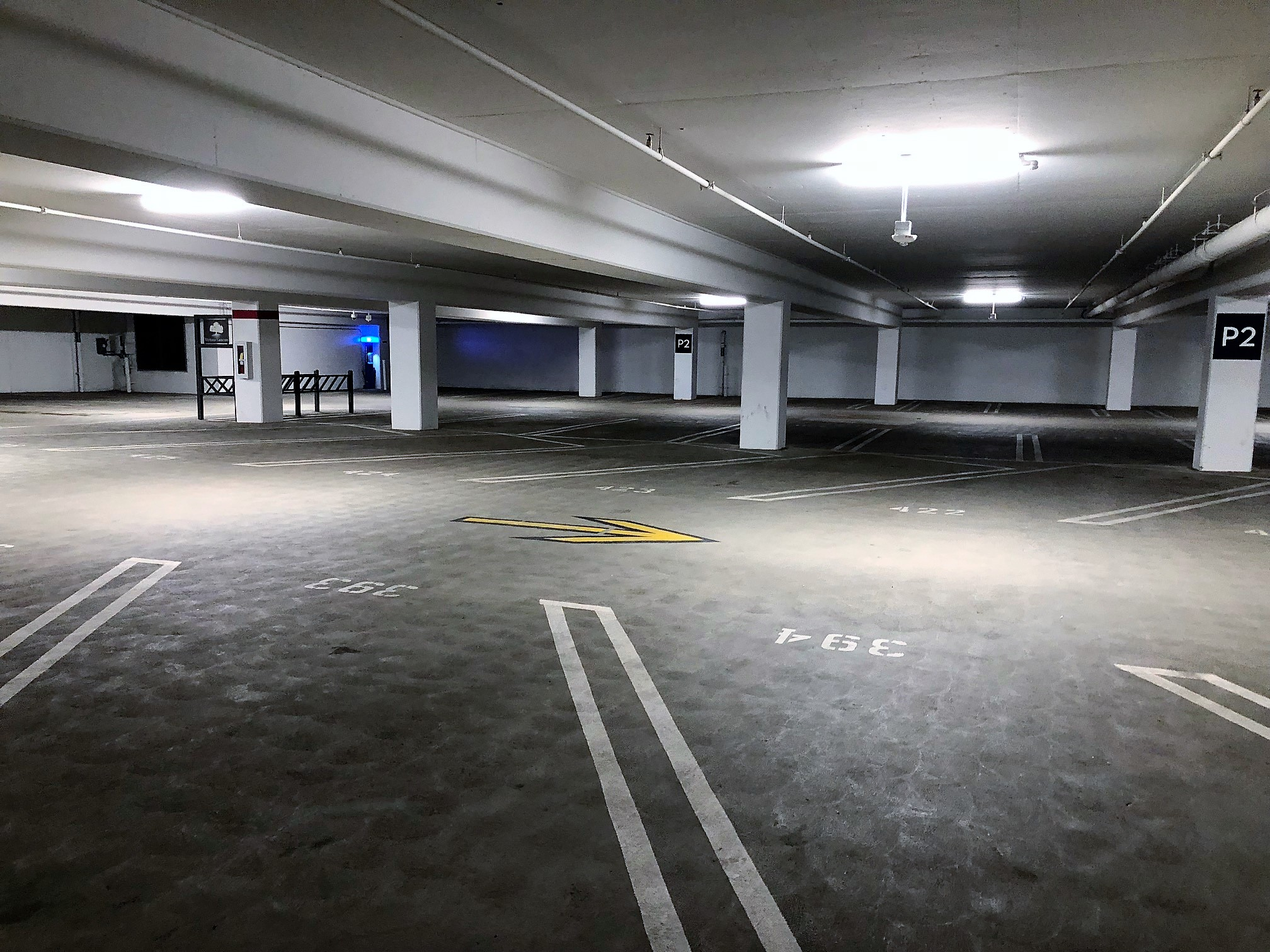Caruso Tenants Need To Park In Lot